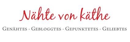 Nähte von Käthe
