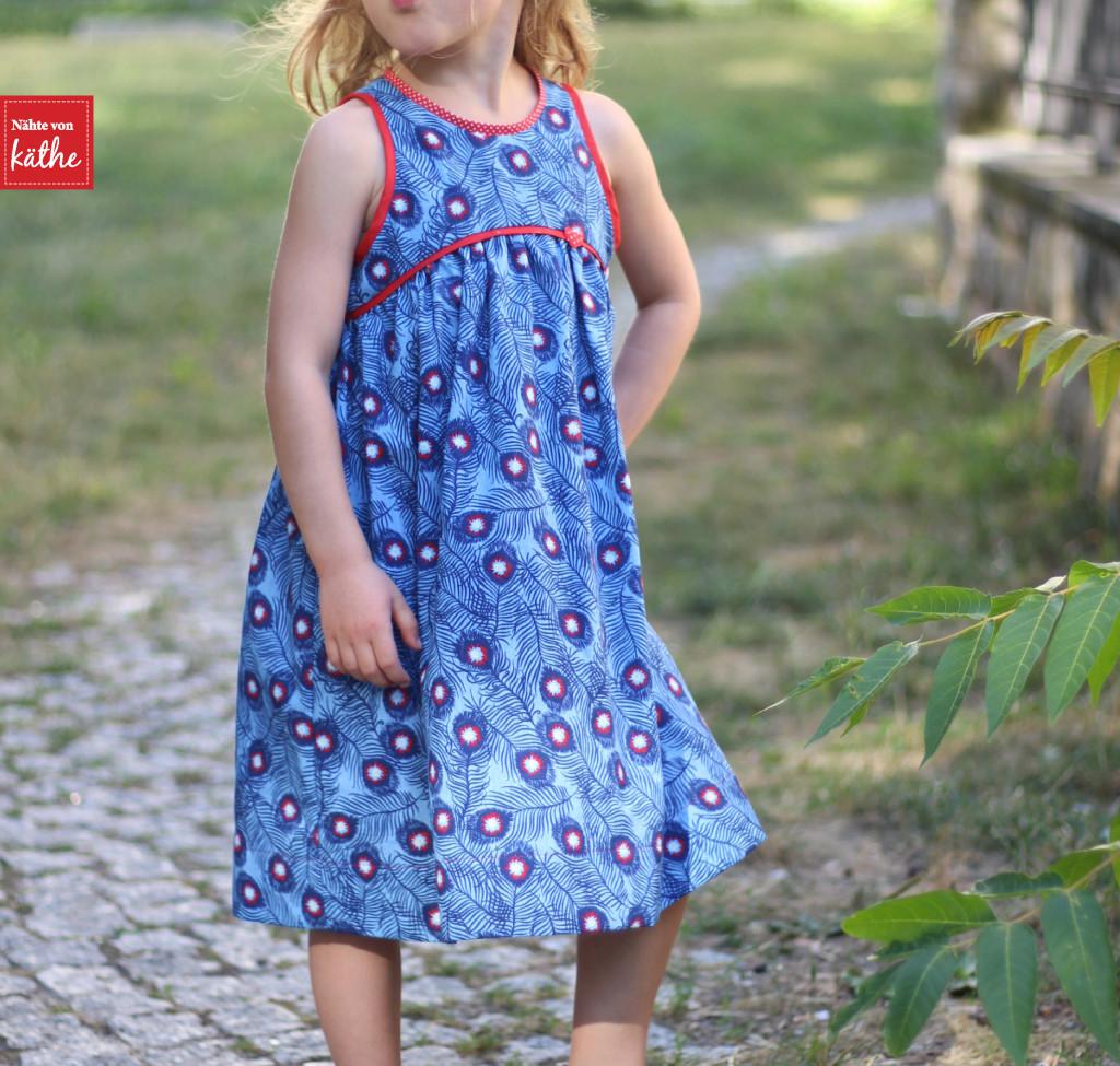 Blue Ridge Dress von Hello Holli Patterns