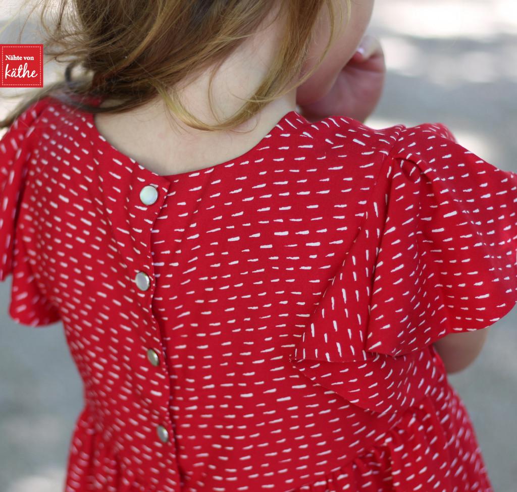 Bluse Feliz von straight grain patterns und Jacke Mimo von Milchmonster